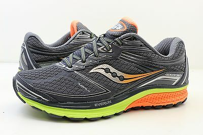 Saucony Guide IX Mens Running Shoes, Mens trainers UK size 8
