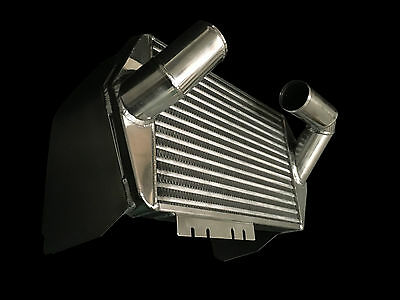 RX7 V Mount twin turbo Intercooler kit