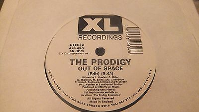 The Prodigy Out Of Space Xl Records 1992