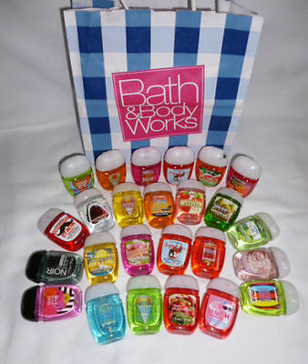 BATH AND BODY WORKS POCKETBAC  Hand SANITIZER/GEL. NEW!!! SUMMER 2017.