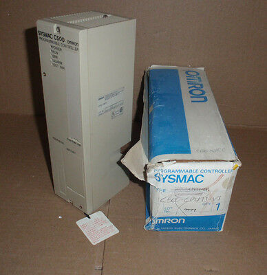 C500-CPU11-V1 Omron NEW In Box PLC CPU 3G2C3-CPU11-V1 C500CPU11V1 3G2C3CPU11V1