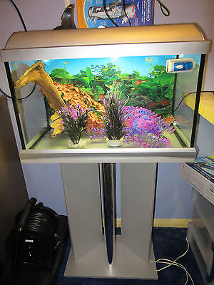 2 ft fishtank and stand