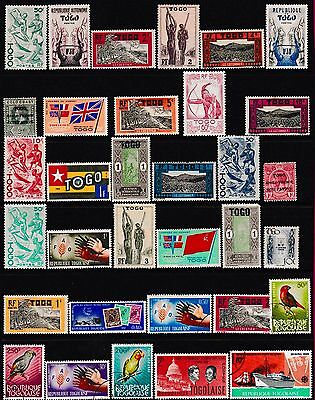 SOUTH AFRICA Stamps , French SA,Togolaise Stamps,Togo Stamps ,Gold Coast Stamps
