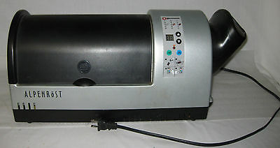 Swissmar Alpenroast Coffee Rotary Drum Roaster ,instruction Booklet