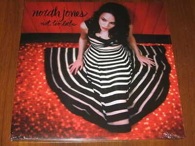 NORAH JONES: NOT TOO LATE (LP) Sigillato