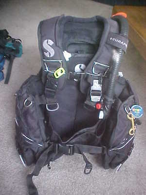 Scubapro Glide Plus Weight Int. BCD SCUBA DIVE BC, WORKS GREAT DIVING MENS LARGE