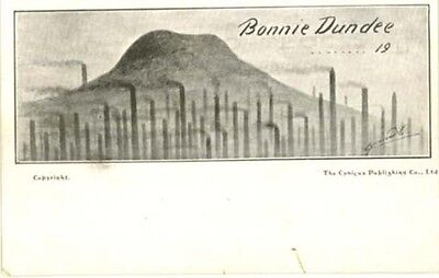"Angus - Scottish Humour Cynicus - ""bonnie Dundee"" - Undivided Back - Pre 1905."
