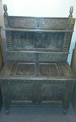 17/ 18th century chest of drawers