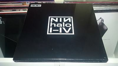 NINE INCH NAILS - HALO I - IV (Box 4xLP) Limited Record Store Day