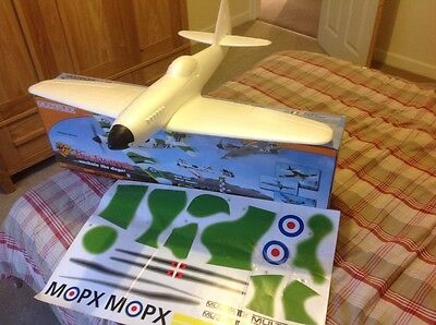 Multiplex Dogfighter New With Nano S Servos Included