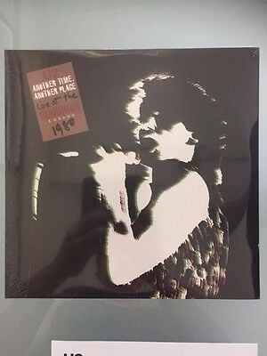 """U2 """"another Time Another Place"""" 10"""" Double Vinyl Record *fan Club Exclusive*"""