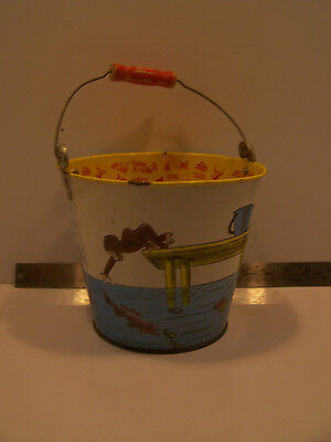 1996 Curious George Pail