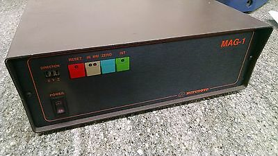 Very Good Condition - Mitutoyo Manual CMM Power Control Unit MAG-1 Code 983-330