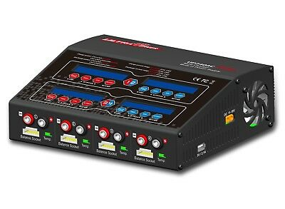 Ultra Power 240AC+ Quad Output AC DC Charger  UP240ACPLUS