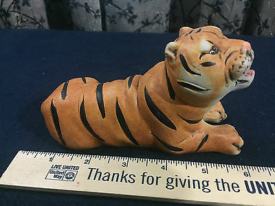Tiger Figurine/Statue Collectible! K's COLLECTION 6 ""