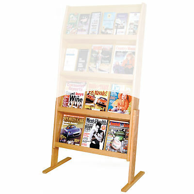 FixtureDisplays Optional Floor Stand for 4H Slope Displays 104295-P