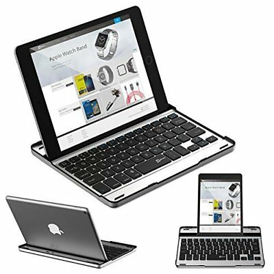 JETech Wireless Bluetooth Keyboard Case for iPad Mini 1/2/3 and iPad 2/3/4