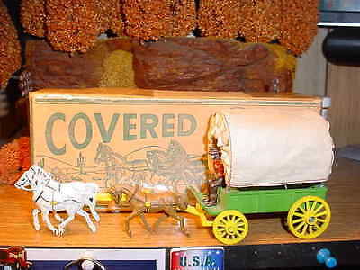 Modern Products Covered Wagon ( Made In England) 1959