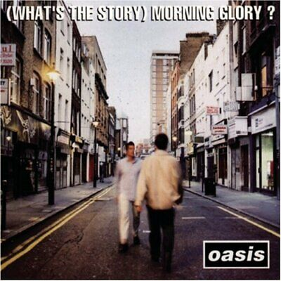 Oasis - What's the Story Morning Glory - Oasis CD BYVG The Cheap Fast Free Post
