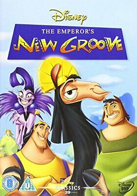 The Emperor's New Groove [DVD] [2001] - DVD  Y2VG The Cheap Fast Free Post