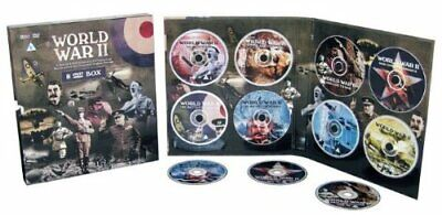 World War 2 Special Ed' Collectors 8 DVD Box Set WW2 - DVD  ISVG The Cheap Fast