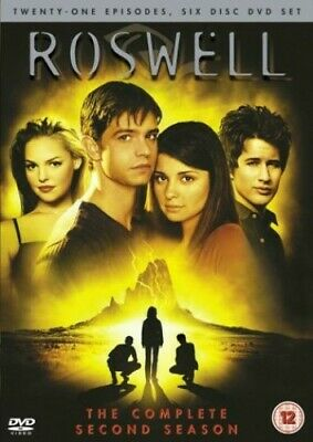Roswell - Roswell - Season 2 [DVD] - DVD  4IVG The Cheap Fast Free Post