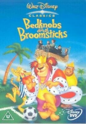Bedknobs And Broomsticks [DVD] - DVD  Y3VG The Cheap Fast Free Post