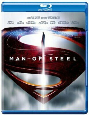 Man of Steel [Blu-ray] [2013] [Region Free] - DVD  JSVG The Cheap Fast Free Post