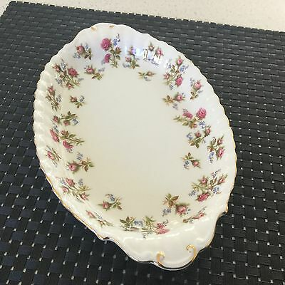 Royal Albert Bone China Dinner Mint Tray Winsome Patt.. Made In England