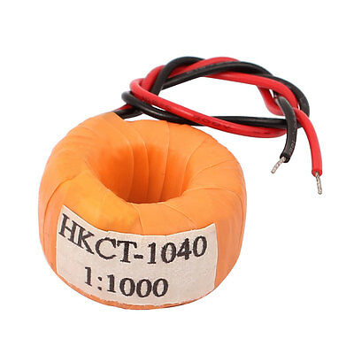 HKCT-1040 1:1000 Ratio Micro Precision Current Transformer (ZCT) for Detection