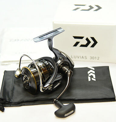 2015 model NEW Daiwa LUVIAS 3012 Spinning Reel From Japan