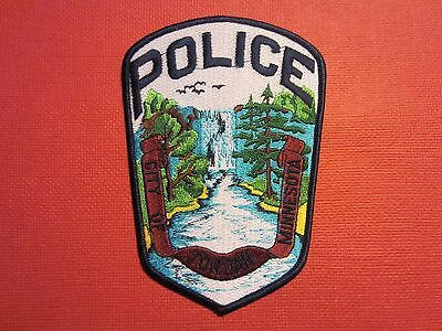 Collectible Minnesota Police Patch Jordan New