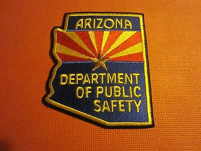 Collectible Arizona State Police Patch New