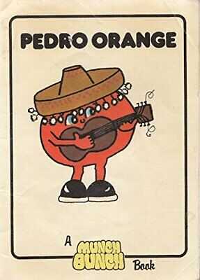 Pedro Orange by Reed, Giles Paperback Book The Cheap Fast Free Post
