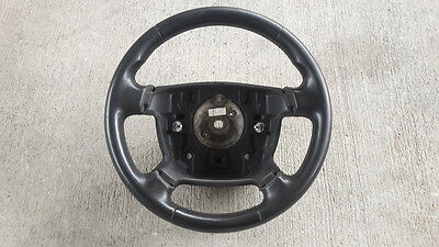 Leather XR steering wheel for BA BF Ford Falcon XR6 XR8 Fairmont Territory