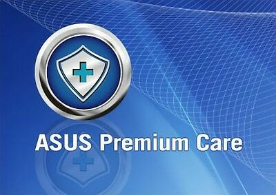 Asus Premium Care - Extra 2 years Extended Warranty Laptop Notebook Ultrabook