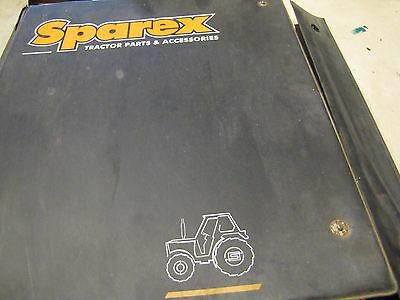 Sparex Tractor Parts & Accessories Binder Full Of Parts Books
