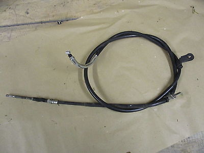 2012 Honda Pcx 125 Rear Brake Cable