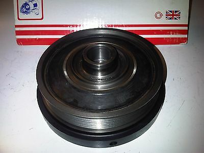 Land Rover Defender & Discovery 2.5 Td5 Diesel Brand New Tvd Crank Shaft Pulley