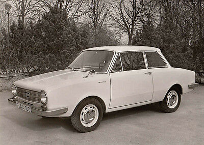 Glas 1304 Ts, Two Door Saloon, Period Photograph.