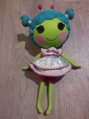 Lalaloopsy Haley Galaxy Doll.