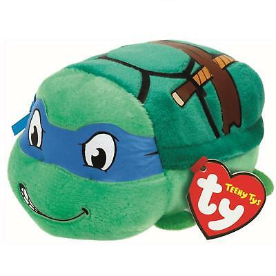 Ty Beanie Babies 42173 Teeny Tys Leonardo Teenage Mutant Ninja Turtles