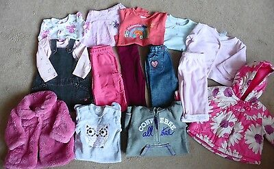 Stunning Bundle Of Baby Girls Clothes, Age 3/6 Months. Next, Elle,mothercare Etc