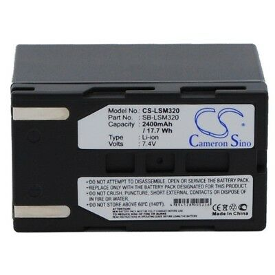 Replacement Battery For SAMSUNG SB-LSM320