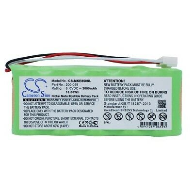 Replacement Battery For GE 200-058