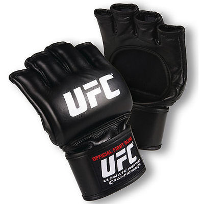 UFC Official Fight Gloves - Black - MMA