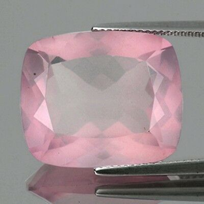 Flawless 20.68Cts Gorgeous Lustrous Pink Rose Quartz Natural Aaa