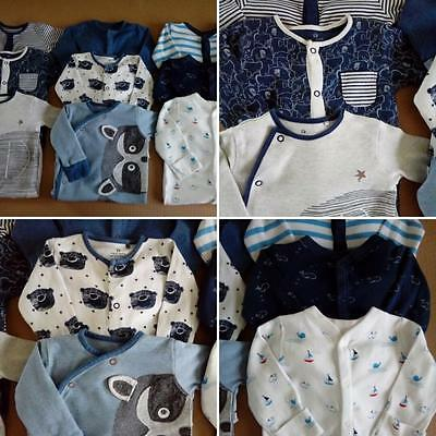 VARIOUS Bundles Baby Boys Sleepsuits 3-6 Months NEXT & MARKS & SPENCER Clothes