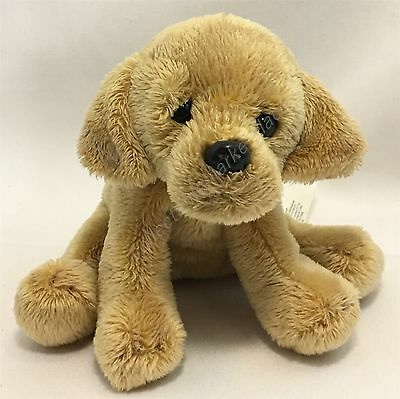 Russ Yomiko Classics Golden Yellow Lab Labrador Retriever Puppy Dog Mini Plush