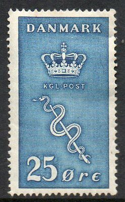 Denmark: 1929 Cancer Research 25 ore SG 254 mint